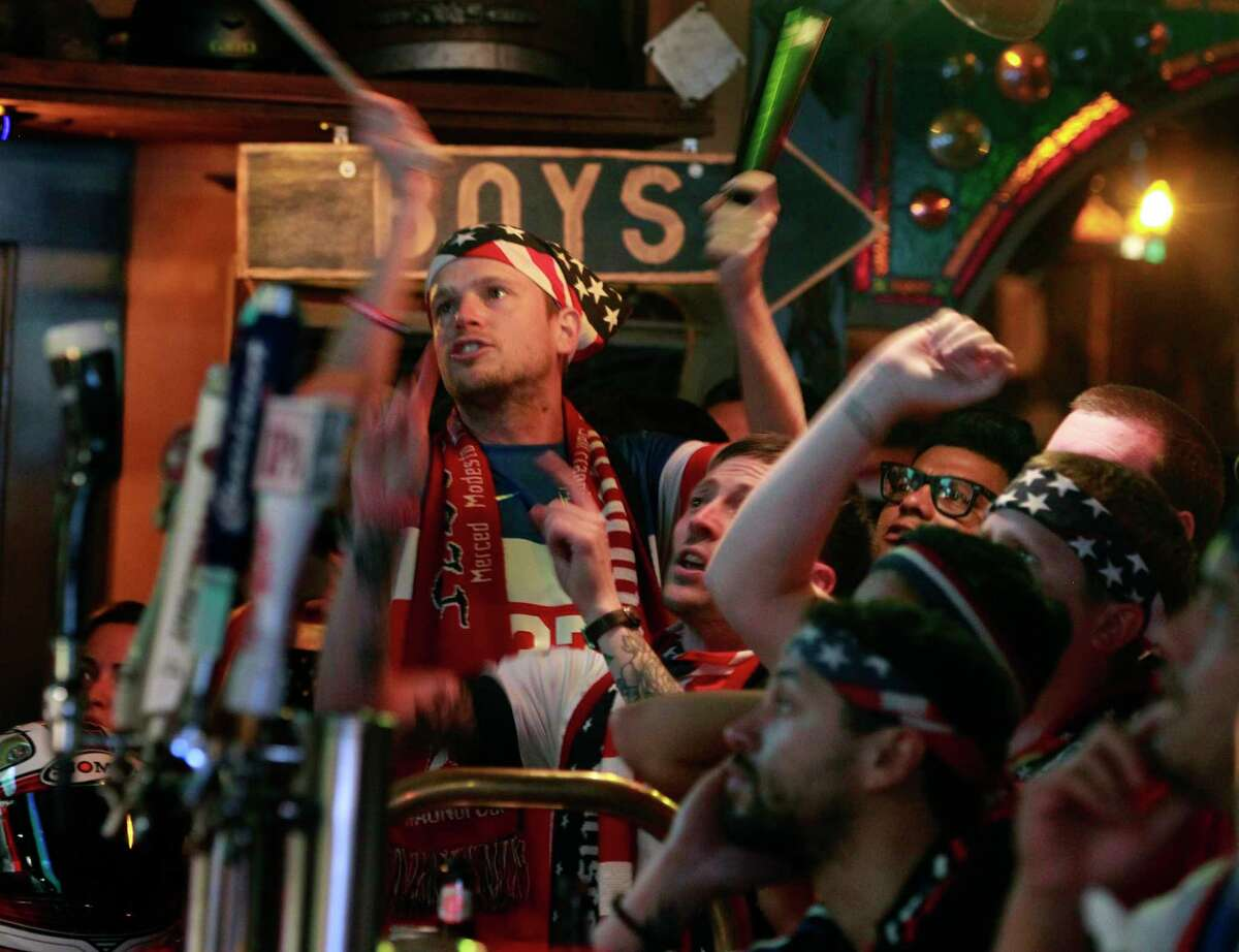 McTeague's (1237 Polk Street, San Francisco) is offering drink and food specials for the World Cup Final and will be where the American Outlaws San Francisco will host a viewing party.