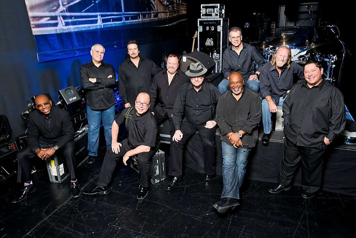 Tower of Power photographed on 12/02/11 in El Cajon (San Diego) and on 12/03/11 at Club Nokia in Los Angeles.