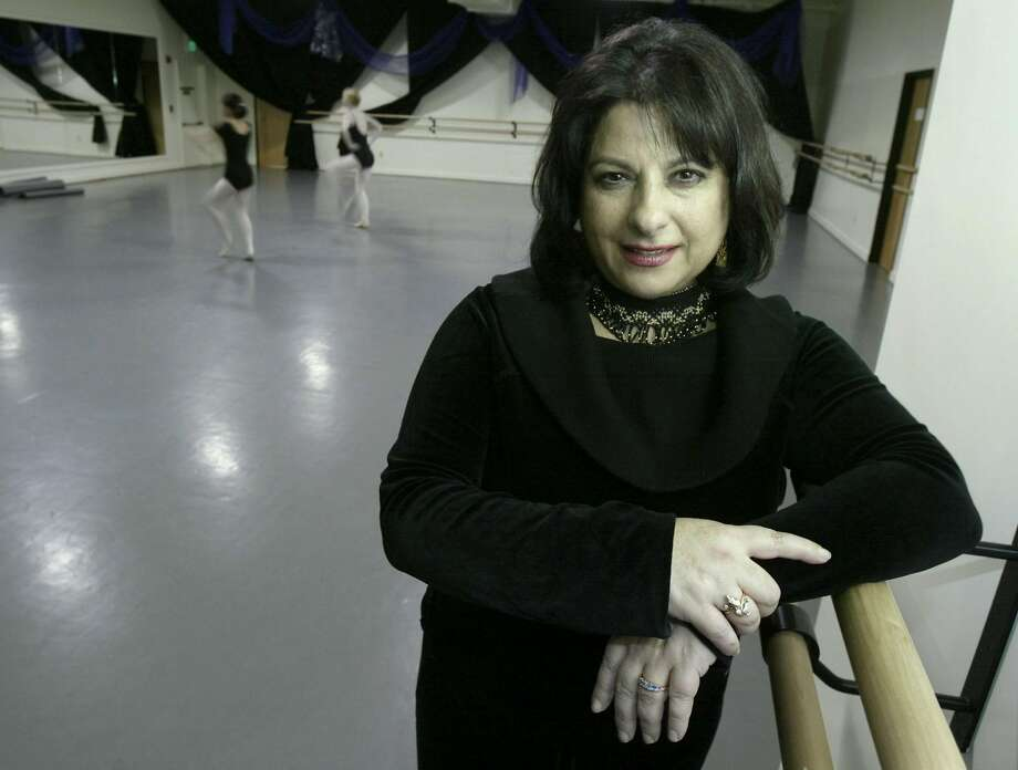 After beating breast cancer, Judy Bretschneider built the Presidio Performing Arts Foundation. Photo: Lacy Atkins / The Chronicle 2006