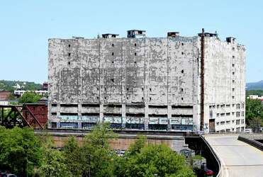 Decrepit warehouse makeover yet to start - Times Union