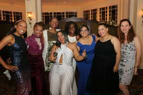 Bridgeport's Bassick High School held its senior prom on May 24, 2018 at the Waterview in Monroe. The senior class graduates June 22. Were you SEEN at prom?
