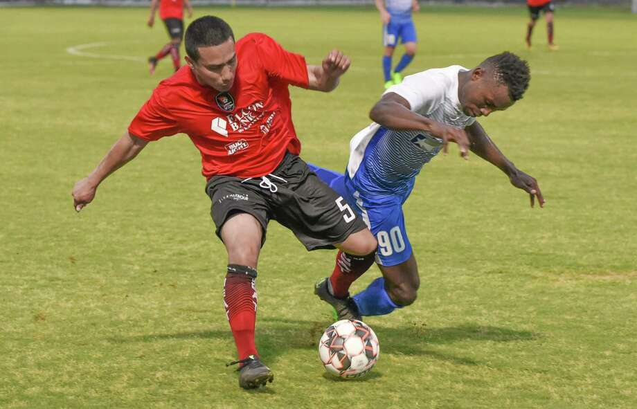 The Laredo Heat improved to 2-0 with a 3-1 road victory over Midland-Odessa Sockers FC on Thursday night Photo: Danny Zaragoza /Laredo Morning Times File