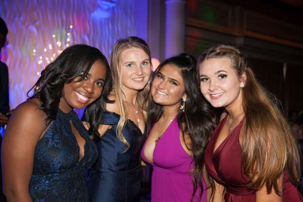 Stamford's Trinity Catholic High School held its prom at The Waters Edge at Giovanni's in Darien on May 24, 2018. The senior class graduates on June 2. Were you SEEN at prom?
