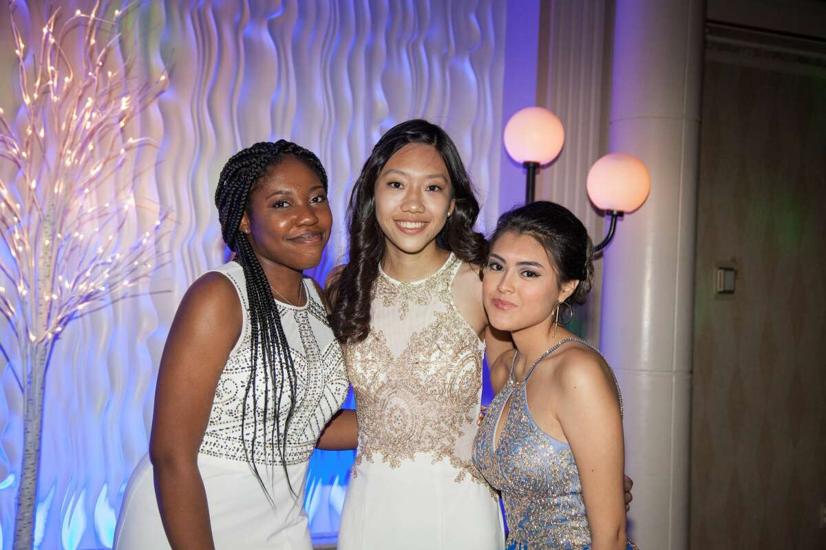 Stamford's Trinity Catholic High School held its prom at The Waters Edge at Giovanni's in Darien on May 24, 2018. The senior class graduates onJune 2. Were you SEEN at prom?