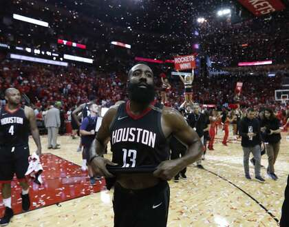 ec4102dad9c1 James Harden was the driving force behind the Rockets  65-win season