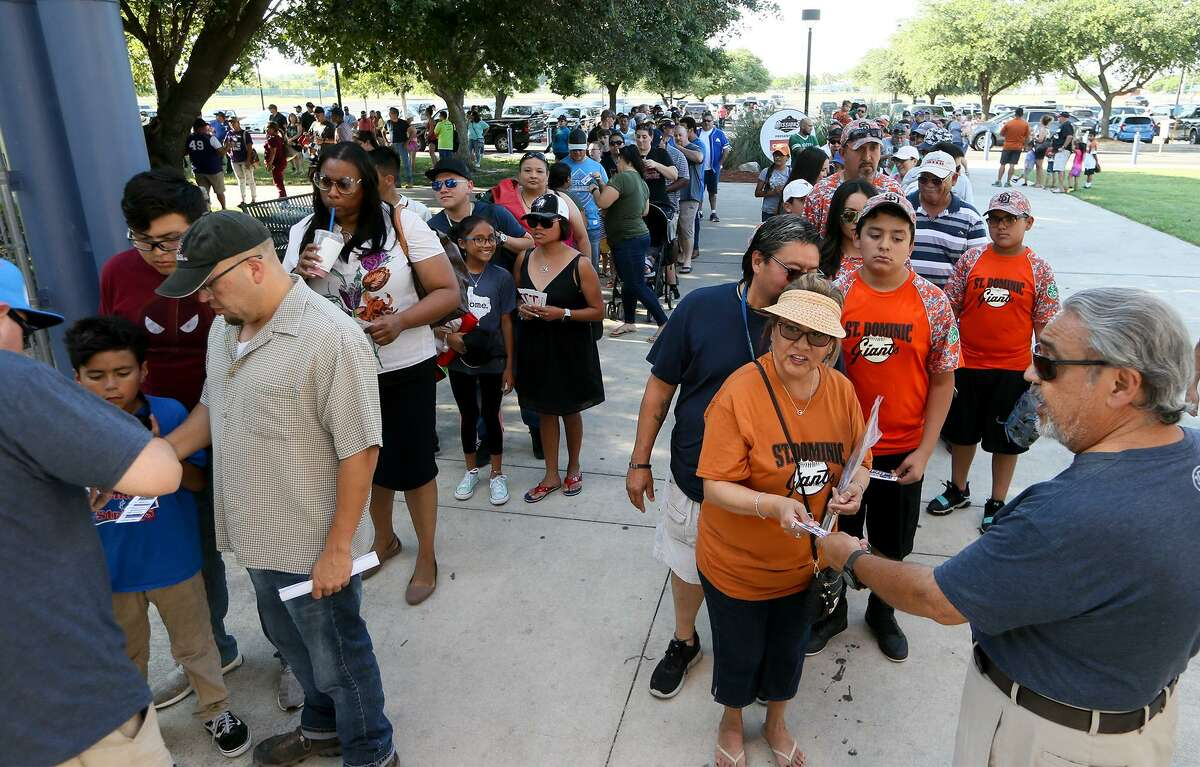 Ticket office employees - San Antonio Missions