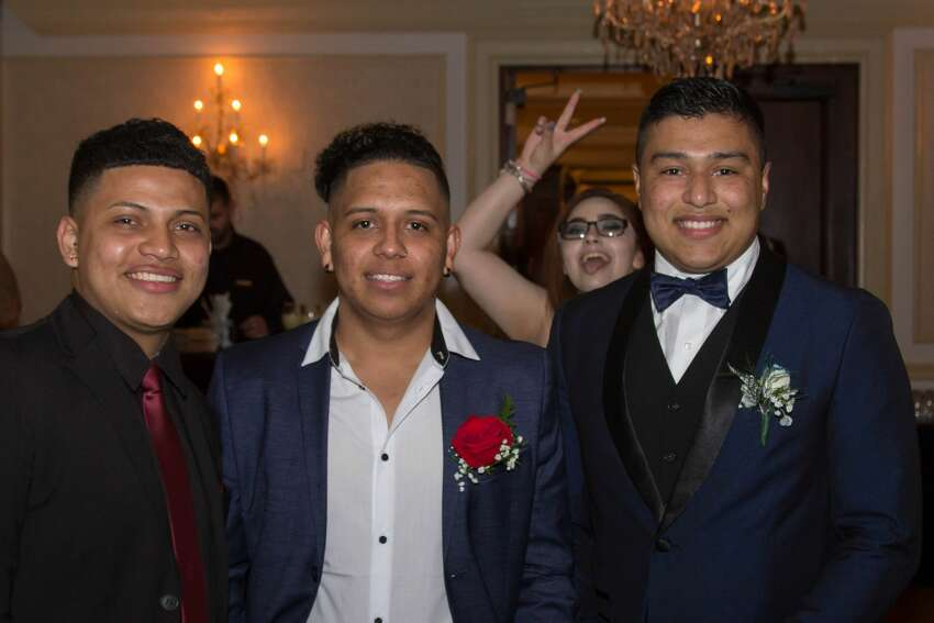 Bridgeport's Harding High School held its senior prom at the Omni New Haven Hotel on May 24, 2018. The senior class graduates June 22. Were you SEEN at prom?
