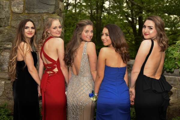 Bethel High School held its senior prom at the Candlewood Inn in Brookfield on May 18, 2018. Were you SEEN?