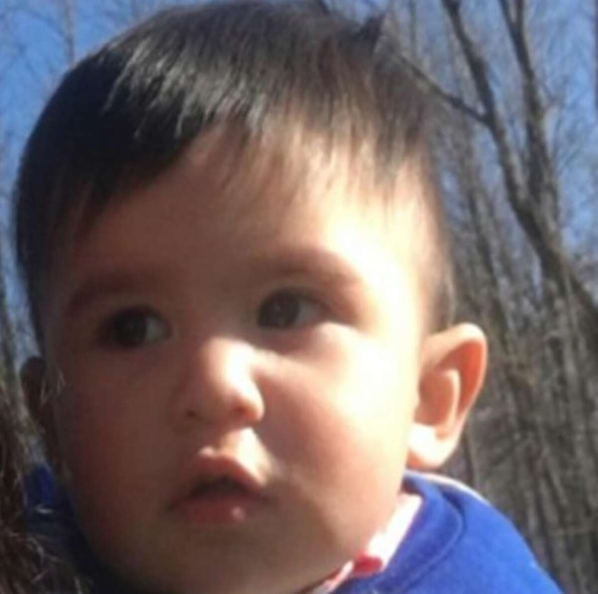 Owen Hidalgo-Calderon, age 14 months, was abducted from Sodus, Wayne County, about 9:48 a.m. May 16, 2018, the Wayne County Sheriff's Department said. (Wayne County Sheriff's Department)