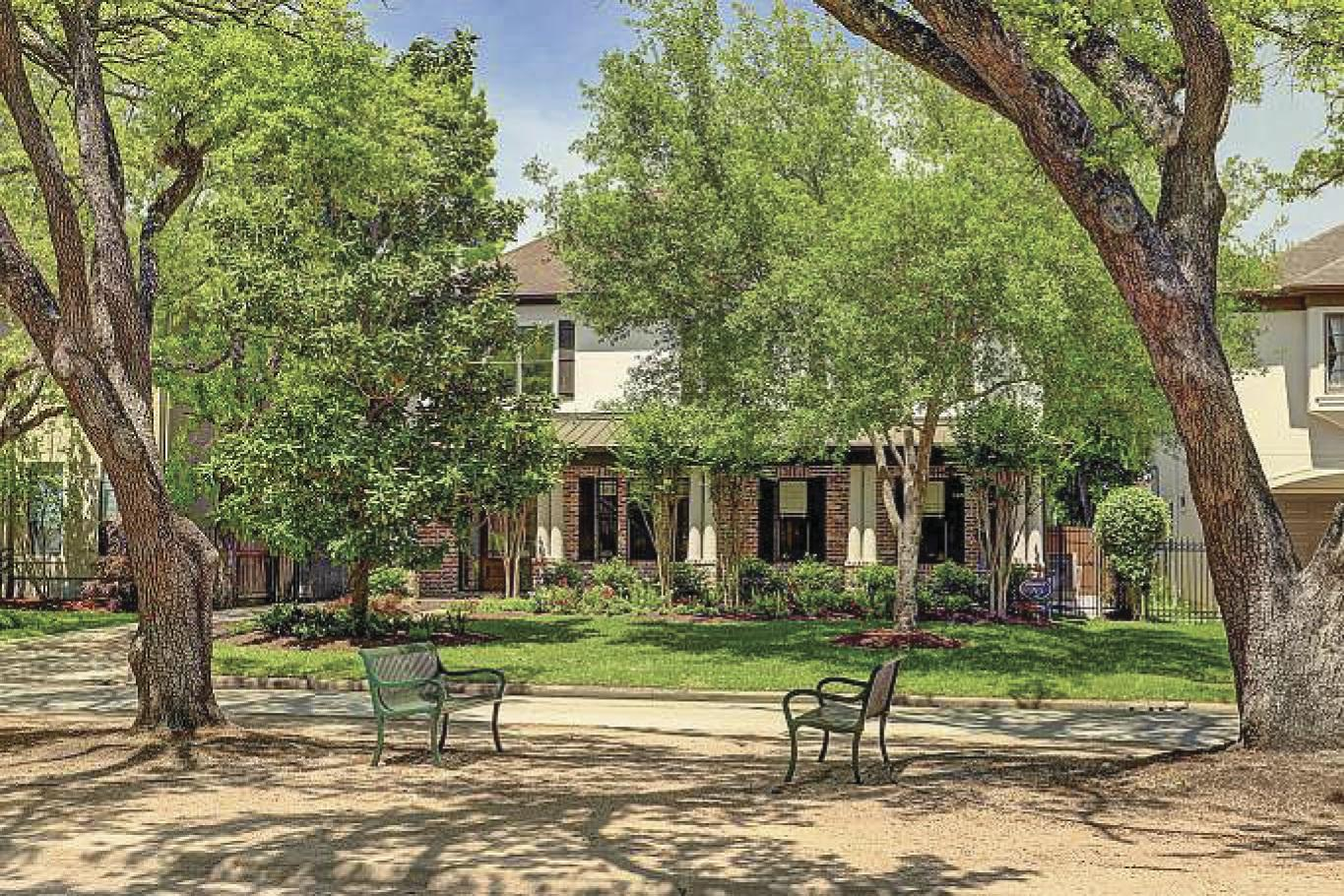 Bellaire showcase home is open today May 27