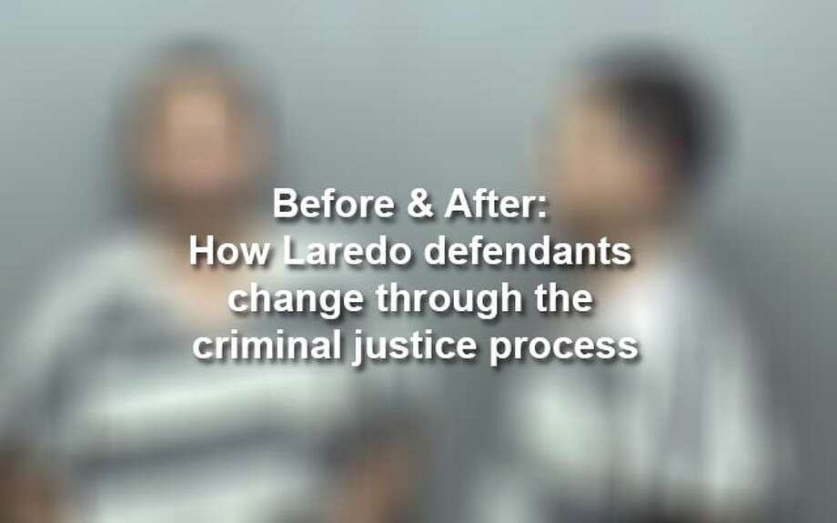 Keep scrolling to see the physical changes of Laredo defendants through the criminal justice process. Photo: Laredo Morning Times