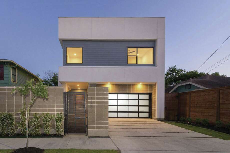 Prebisch homes highlights contemporary design houston for Contemporary homes houston