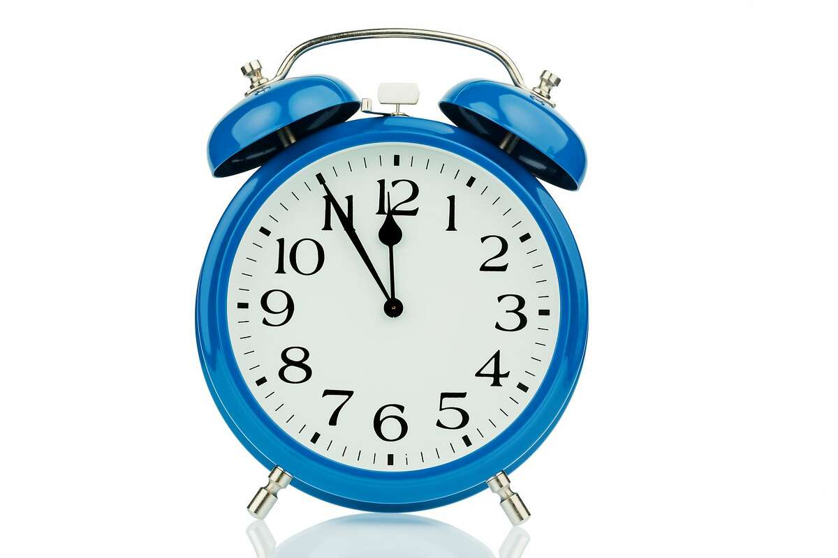 March 8th: Daylight saving time begins.