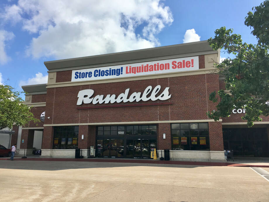 Randalls is closing its supermarket in Cypress, located at 12220 Barker Cypress, near U.S. Highway 290.