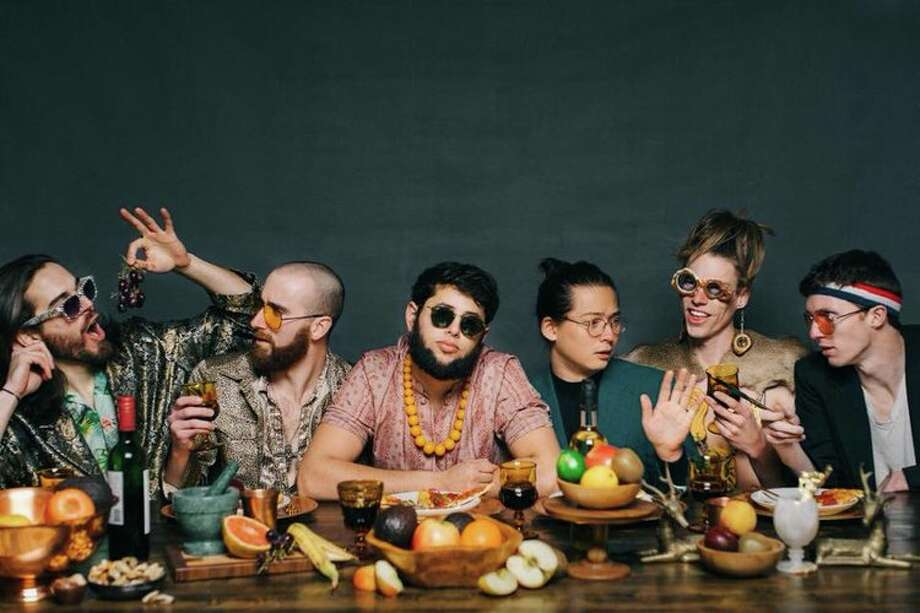 Joe Hertler & The Rainbow Seekers is the finale act of Riverscene Indie Music Festival, performing Sunday, June 3. Photo: Courtesy Photo