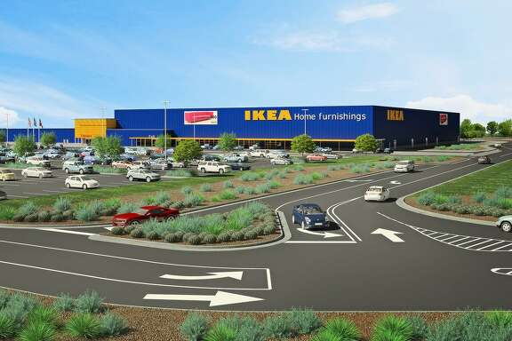 Ikea won't nix its planned Live Oak store as part of a strategy to cut back on its expansion efforts, a company spokeswoman said.
