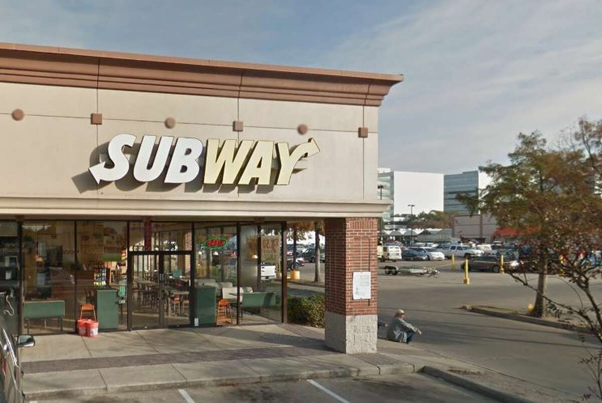 Subway #42043 5475 West Loop South Houston, TX 77081 Inspection Date: 4/10/2018