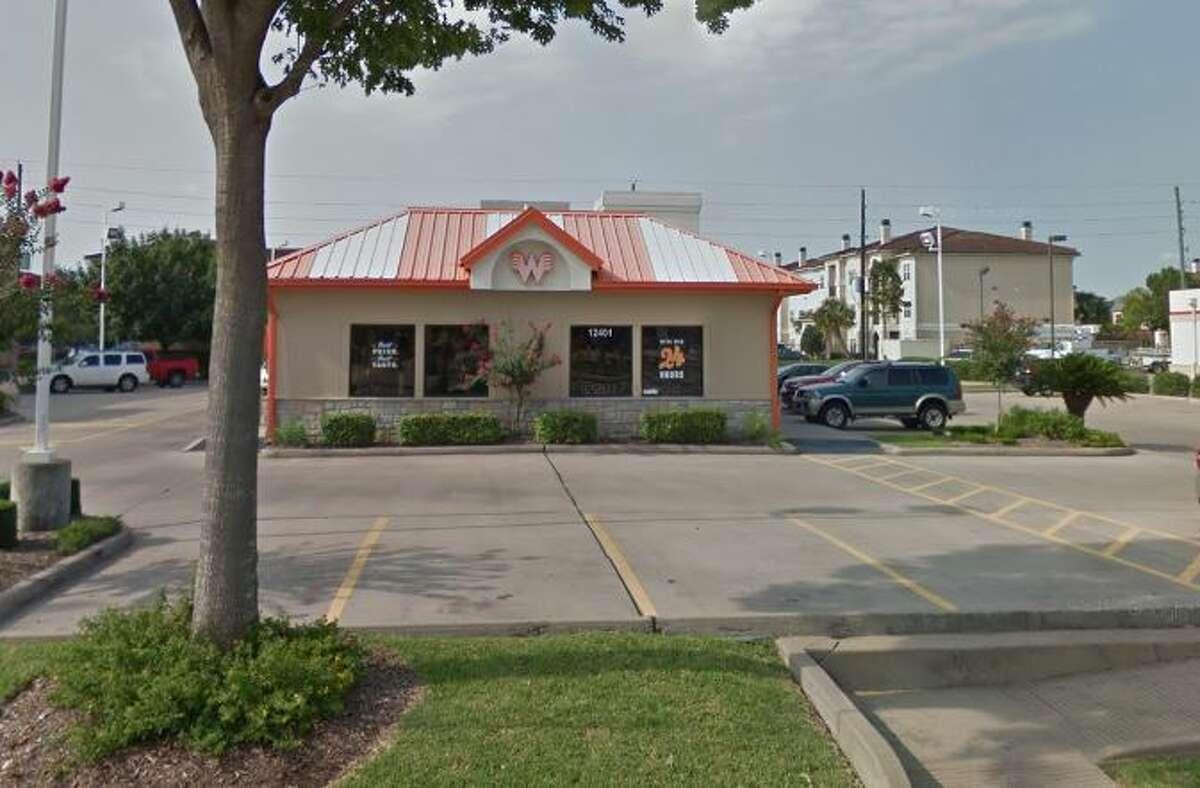 Whataburger #833 12401 Westheimer Houston, TX 77077 Inspection Date: 4/3/2018