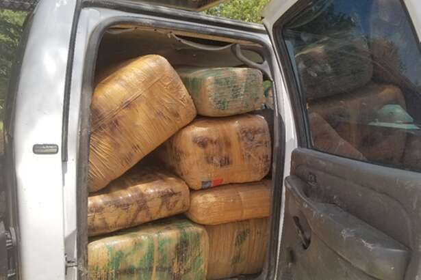 Border Patrol agents in Harlingen seized roughly 2,700 pounds of marijuana on May 24, 2018. The seizure is estimated to be worth $2.2 million.