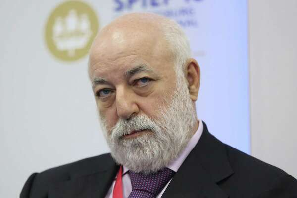 Russian billionaire Viktor Vekselberg acquired his wealth in the post-Soviet era's oil and gas industry.