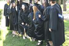 Middlesex Community College graduation ceremonies were held Thursday evening in Middletown.
