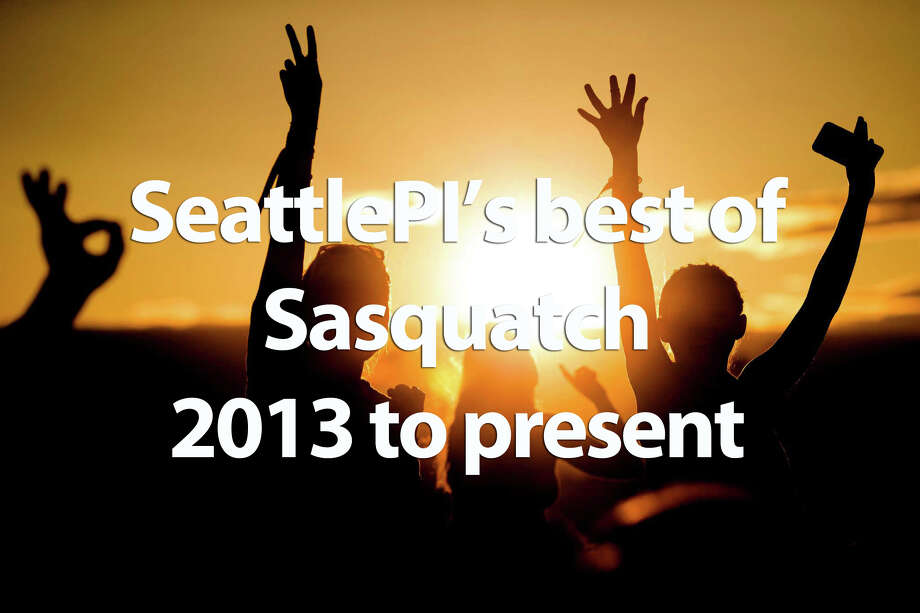 Our photographers have carefully chronicled the ennui and ecstasy of Sasquatch! through the years. Enjoy our favorite shots from recent years. Photo: JORDAN STEAD/SEATTLEPI.COM / SEATTLEPI.COM