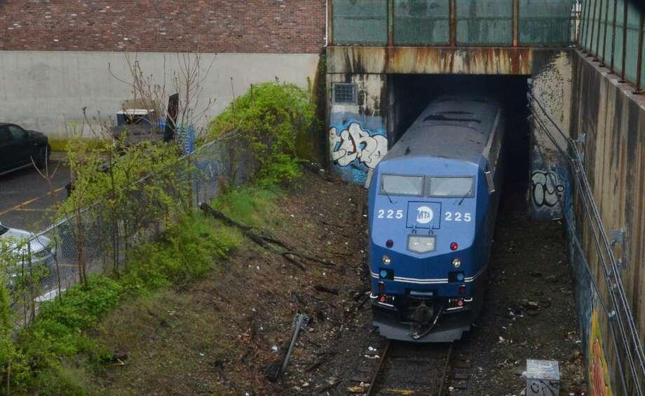 Metro-North file photo. Photo: Alex Von Kleydorff / Hearst Connecticut Media / Connecticut Post
