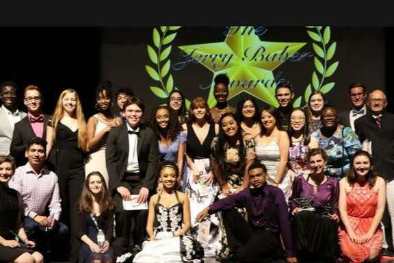 Here's a scene from the 2017 Jerry Baber Awards. The fourth annual Baber Awards will be May 26 at Rodgers Auditorium at Dulles High School. The awards ceremony will begin at 7 p.m.