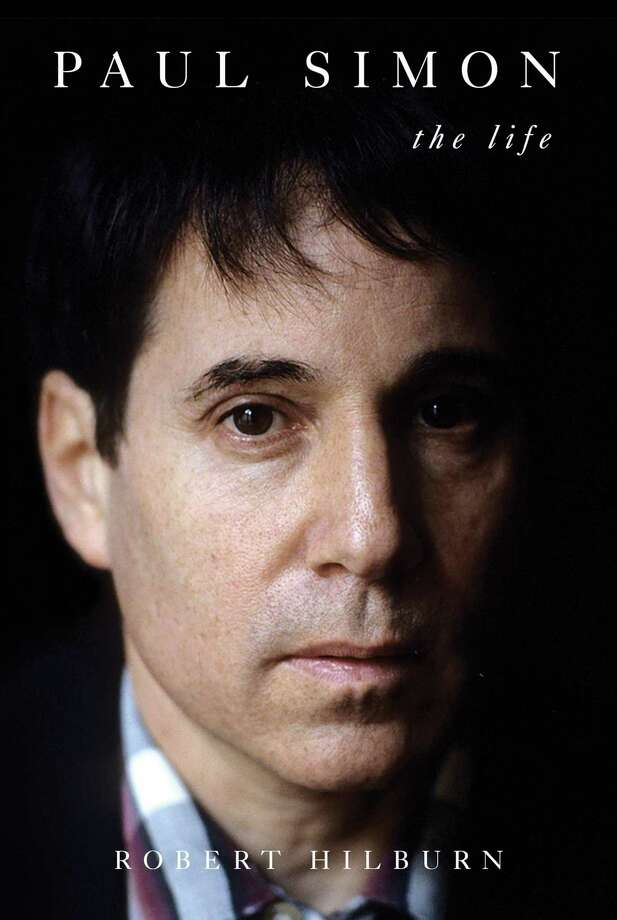 """Paul Simon — The Life"" by Robert Hilburn Photo: Simon & Schuster, HO / TNS / Los Angeles Times"