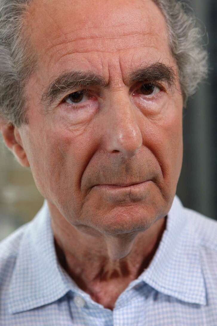 Author Philip Roth is shown in New York in 2008.