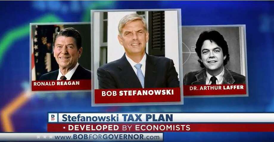Robert V. Stefanowski, the former GE and UBS executive from Madison who's running outside the state Republican hierarchy for the gubernatorial nomination, is way out in front in the paid-media campaign. Photo: Contributed Photo / Contributed Photo / Connecticut Post Contributed