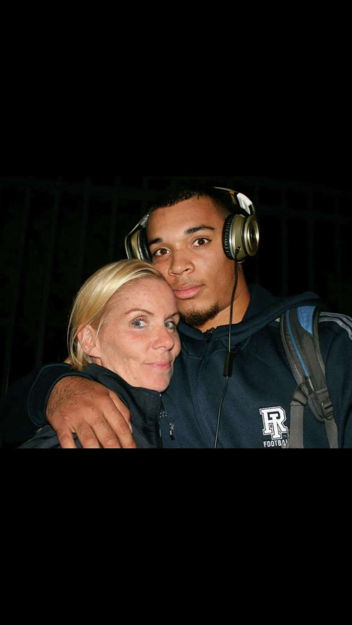 Jordan William Sebastian, in his memory the new Dominate The Day Foundation was founded, with his mother, Elizabeth Johnston.