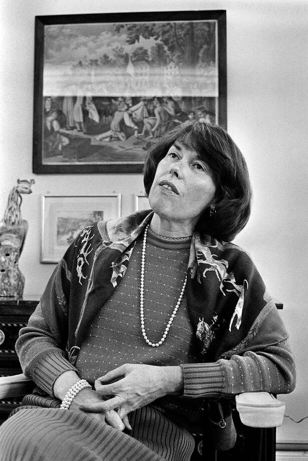 Faith Whittlesey was director of the White House Office of Public Liaison from 1983 to 1985. Photo: George Tames / New York Times 1985