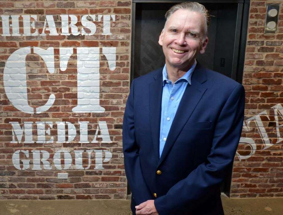 Ken Dixon, political editor and columnist for Hearst Connecticut Media Photo: Alex Von Kleydorff / Hearst Connecticut Media / Norwalk Hour
