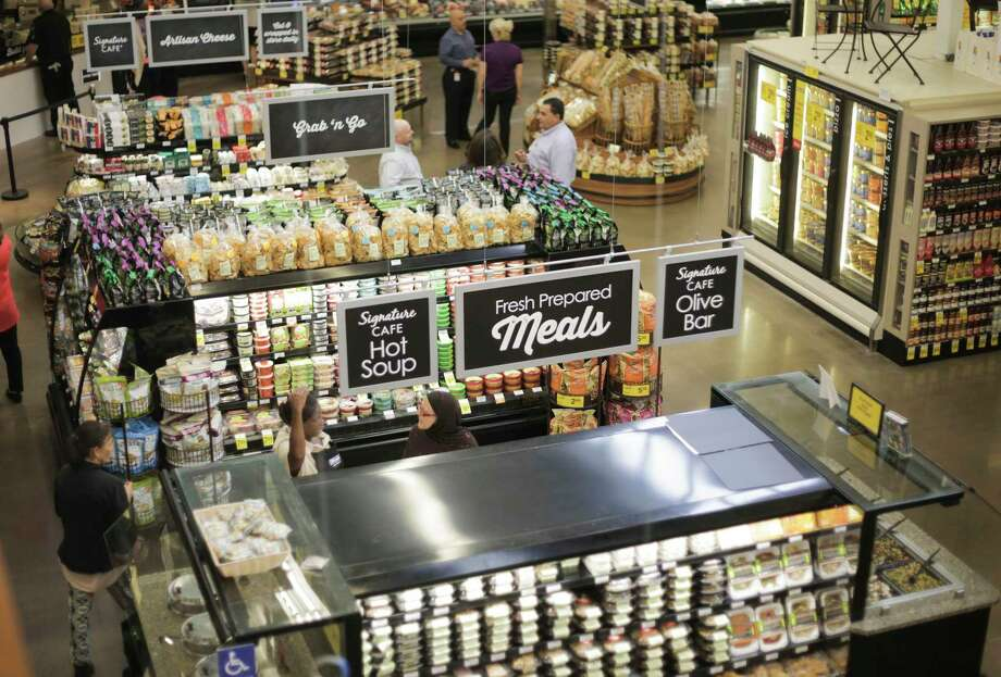 Inside Randall's Fresh store in Midtown Houston  Photo: Elizabeth Conley, Staff / Houston Chronicle / © 2016 Houston Chronicle