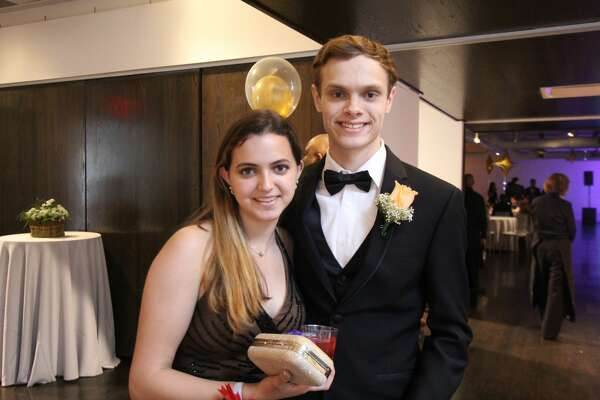 Stamford's Westhill High School held its senior prom at the Stamford Loading Dock on May 25, 2018. The senior class graduates on June 22. Were you SEEN at prom?