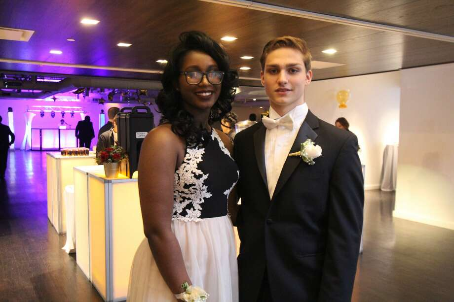 Stamford's Westhill High School held its senior prom at the Stamford Loading Dock on May 25, 2018. The senior class graduates on June 22. Were you SEEN at prom? Photo: Alexa Brisson/Hearst Connecticut Media Group