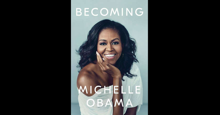 """Becoming,"" by Michelle Obama, will be published Nov. 13."