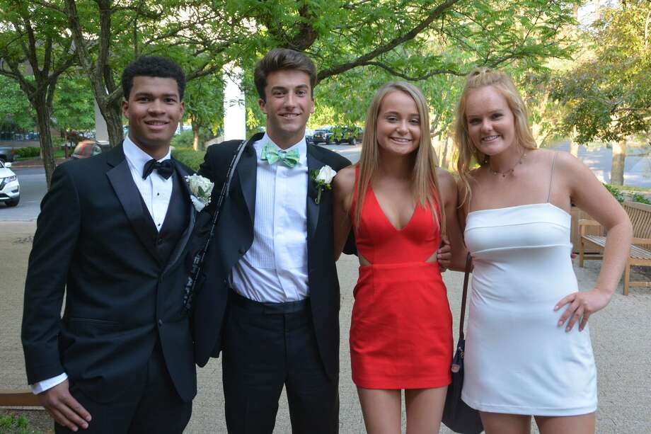 Fairfield Prep held its prom on May 25, 2018 at the Trumbull Marriott. The senior class graduates June 3. Were you SEEN at prom? Photo: Vic Eng / Hearst Connecticut Media Group