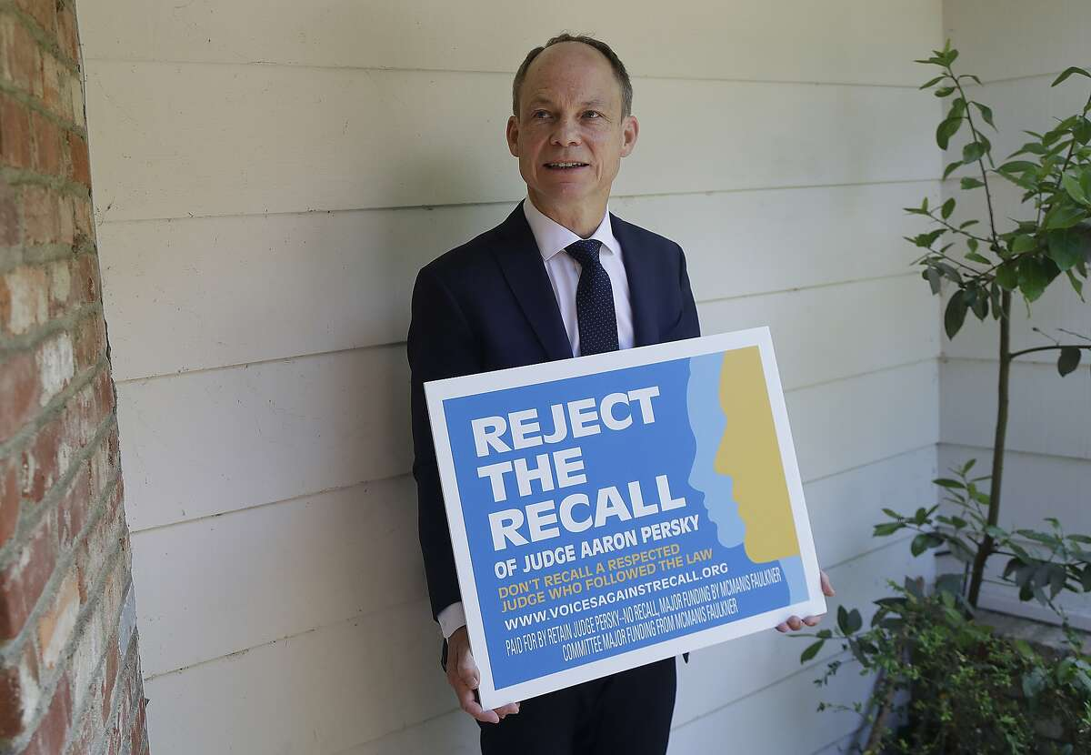 Judge Aaron Persky was recalled by the voters of Santa Clara County, and now he's been fired from a job as a high school tennis coach. Author Rachel Marshall argues that going after judges who show leniency only leads to a system of mass incarceration. (AP Photo/Jeff Chiu)