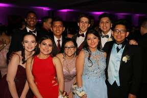 Danbury High School held its senior prom at the Amber Room on May 25, 2018. The senior class graduates June 22. Were you SEEN ta prom?