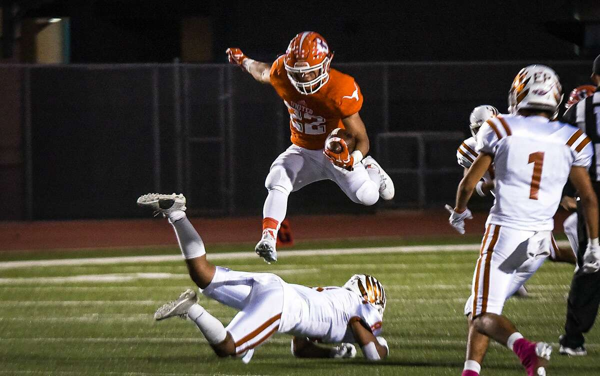 United running back Isaac Velazquez, LMT's Offensive MVP, will be featured on the West team.
