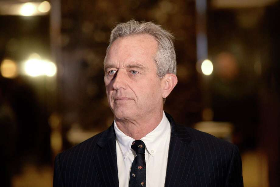 Robert F. Kennedy Jr. now supports the call for a re-investigation of the assassination of his father, Sen. Robert F. Kennedy. Photo: Bloomberg Photo By Anthony Behar / © 2017 Bloomberg Finance LP