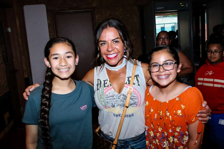 Entertainer and YouTube personality Jake Paul & Team brought their unique stylings to San Antonio's Aztec Theater Friday night, May 25, 2018, to the delight of area fans and YouTubers. Photo: Jason Gains For MySA