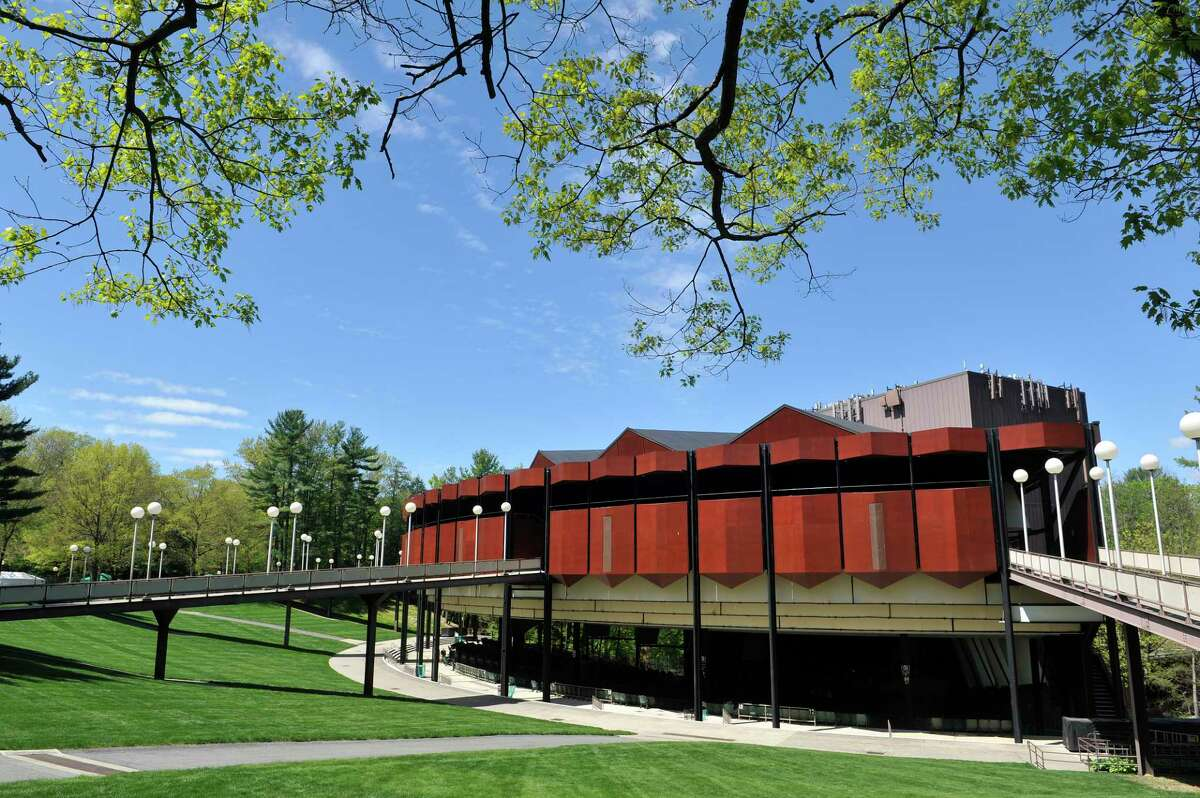 A view of the Saratoga Performing Arts Center on Wednesday, May 18, 2016, in Saratoga Springs, N.Y. (Paul Buckowski / Times Union)