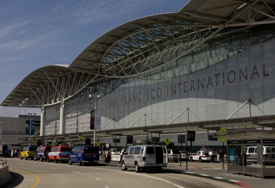 The entrance to San Francisco International Airport is seen in this 2009 San Francisco, California, exterior photo. Photo: George Rose/Getty Images