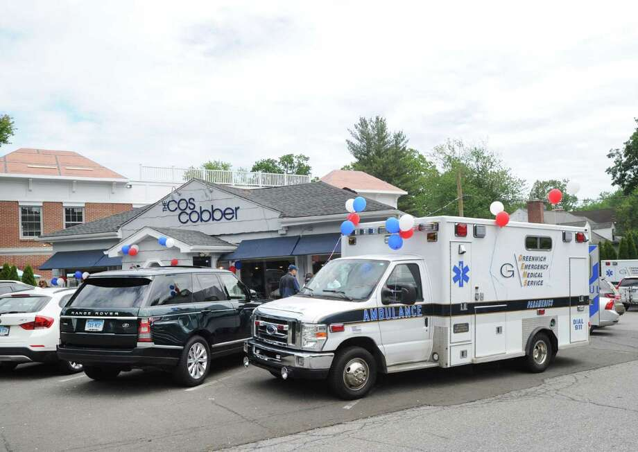 Caren's Cos Cobber restaurant in Cos Cob will host a fundraiser on Wednesday, May 30th with 50 percent of the proceeds for the day going to GEMS, the sole provider of emergency services in the Town of Greenwich. Photo: File / Bob Luckey Jr. / Hearst Connecticut Media / Greenwich Time