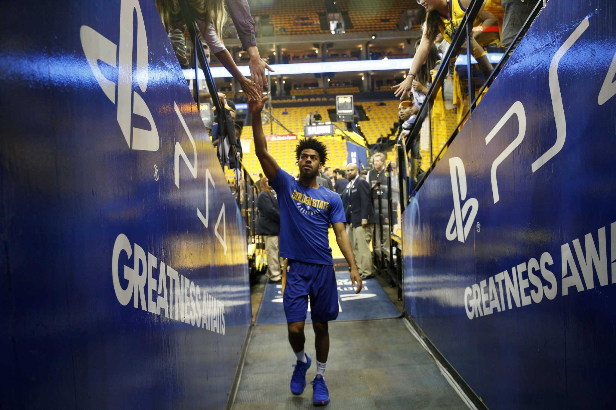 Steve Kerr doesn\'t regret playing Quinn Cook in crunch time of Game ...