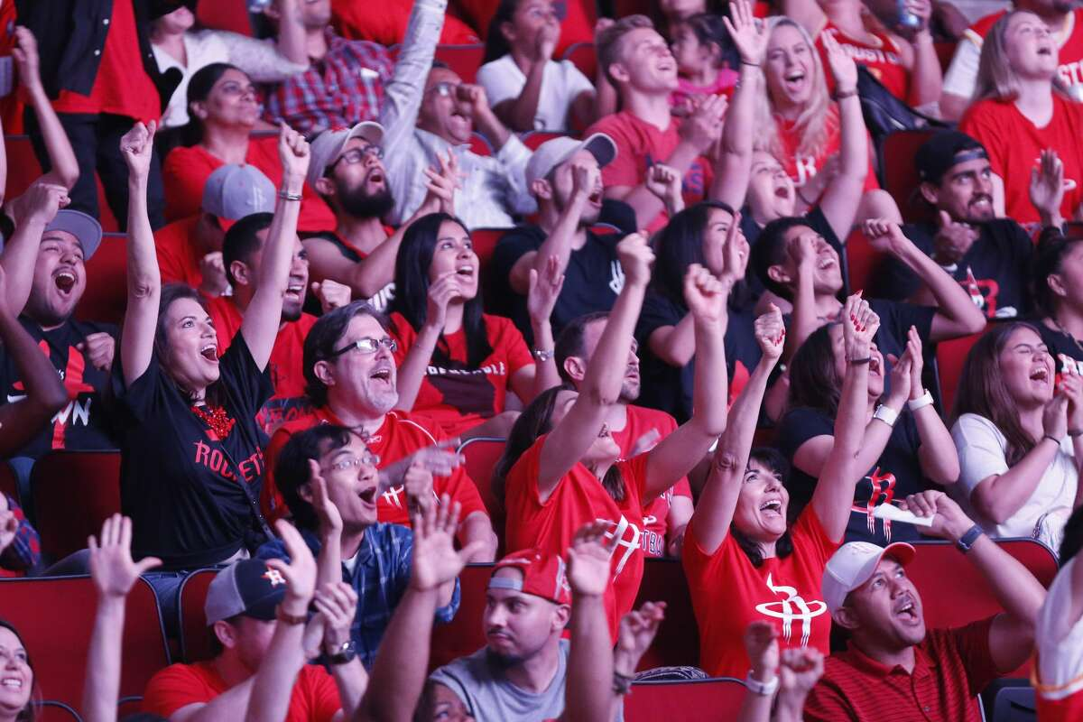>>>Click through to see there Houston basketball fans rank compared to every other city (Steve Gonzales / Houston Chronicle )