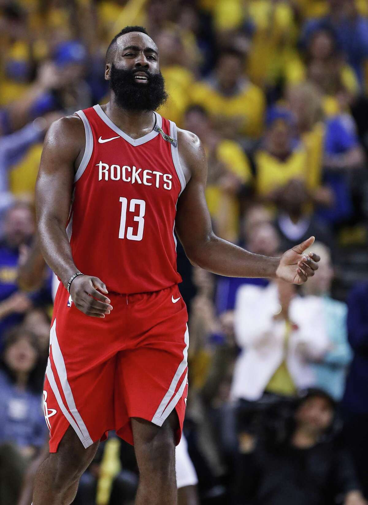The Rockets' James Harden has also been nominated as Best Male Athlete.